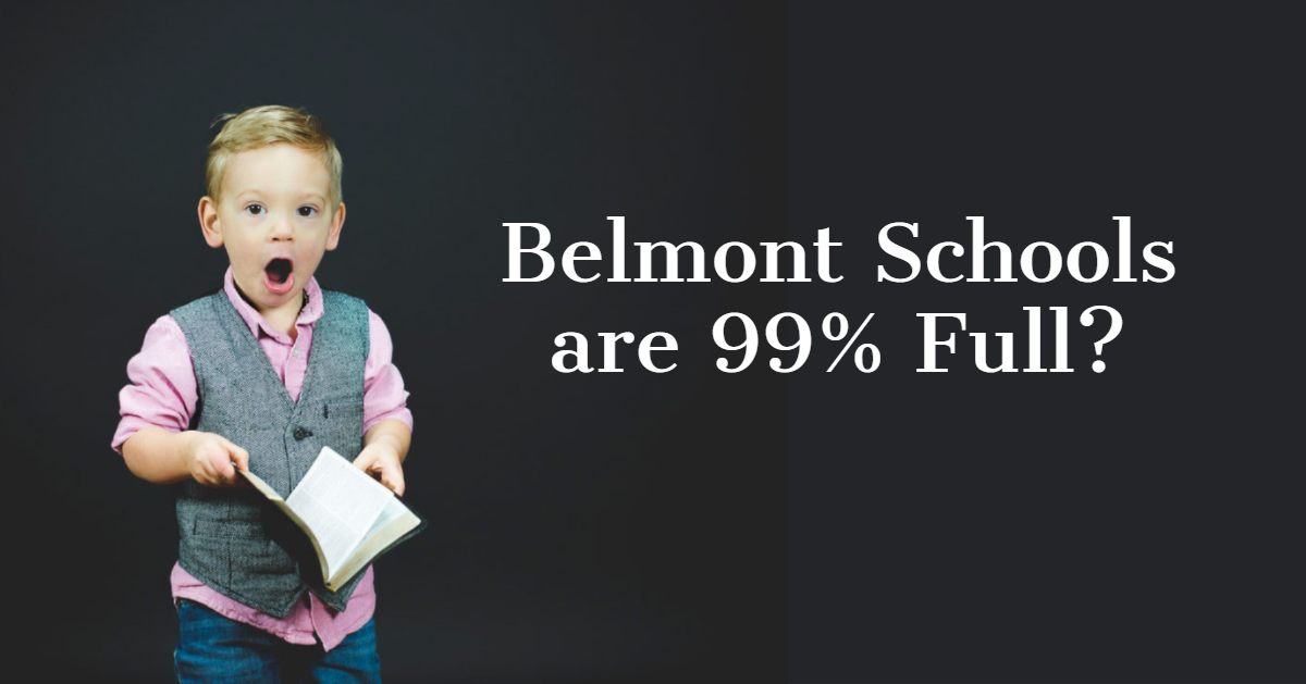 Child Confused Belmont Schools